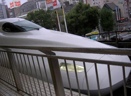 N700系@名古屋駅