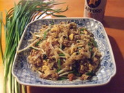 Ms.N's Thai fried rice noodle