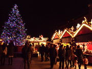 Christmas Markets in Yokohama Redbrick Warehouse