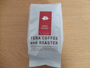 Christmas blend from TERA COFFEE and ROASTER